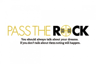 PASS THE ROCK